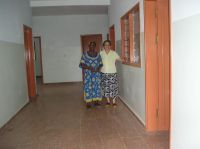 Entrada principal amb sala d'espera