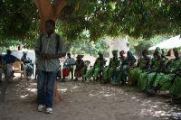 Reunió Sensibilització amb l'Animador Rural