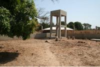 Construcció torre cisterna aigua