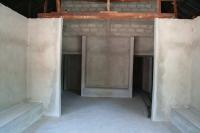 Vestíbul en construcció
