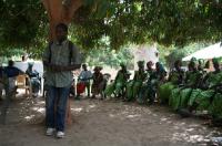 Reunió de sensibilització amb l'animador rural