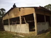 Construcció d'una sala multiusos a Senegal